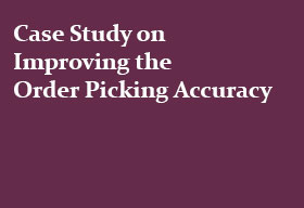 Improving the order picking accuracy