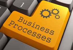 Enhancing business processes to obtain coherent and effectual operations
