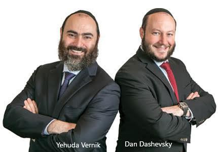 Yehuda Vernik, Founder & CTO, Dan Dashevsky, Founder & COO, My Cloud Grocer