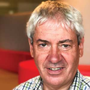 Dirk Callaerts, CEO, BlooLoc
