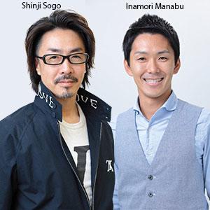 Shinji Sogo, CEO & Inamori Manabu, COO, AdInte