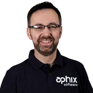Graham O'Rourke, CEO, Aphix Software