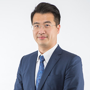 Ethan Cheung, CFO, Pax Global Technology Limited