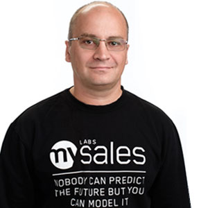 MySales Labs: Retail Management at Fingertips