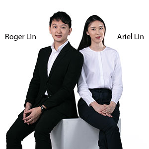 Roger Lin, CTO and Ariel Lin, Director, Flex-Solver
