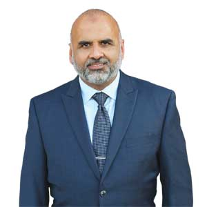 Imtiaz Mohammady, CEO, Nisum