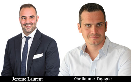 Jerome Laurent, Co-Founder, President & CEO, Guillaume Tujague, Co-Founder & CPO, PricingHUB