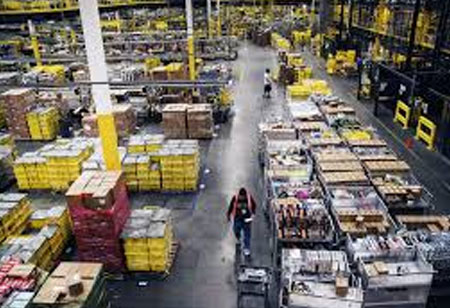 Warehouse in Sao Paulo: Amazon's Effect on the Brazilian Market