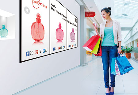 Digital Signage to Revolutionize the Retail Experience
