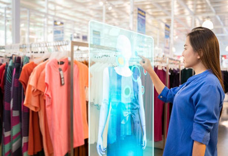 How is Shopping Transforming with the Adoption of Technology?