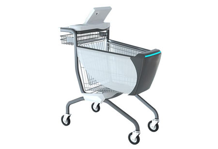 AI-Powered Shopping Cart to Assist Shoppers