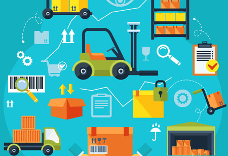 Smart Supply Chain and Logistic Practices to Upgrade the Retail Industry