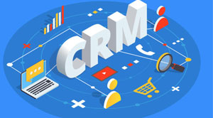 CRM improving sales and marketing, loyalty, customer service