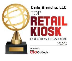 Top 10 Retail Kiosk Solution Companies - 2020