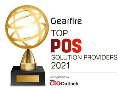 Top 10 POS Solution Companies - 2021