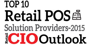 Top 10 Retail POS Solution Providers 2015