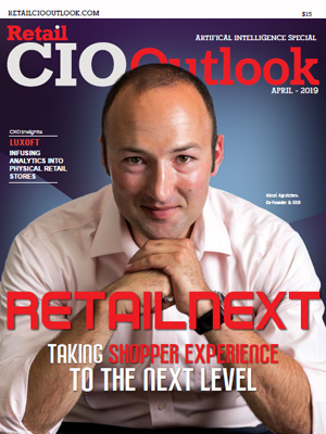 RetailNext: Taking Shopper Experience To The Next Level