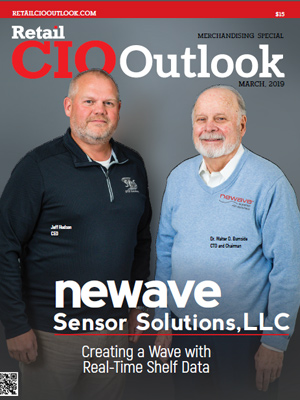 newave: Sensor Solutions,LLC: Creating a Wave with Real-Time Shelf Data