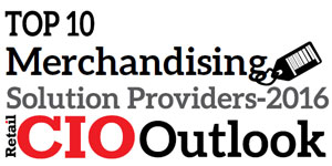 Top 10 Merchandising Solution Providers 2016