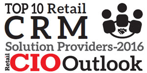 Top 10 Retail CRM Solution Providers 2016