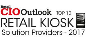 TOP 10 Retail Kiosk Solution Providers - 2017